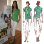 Fuar Kıyafeti Tasarımı