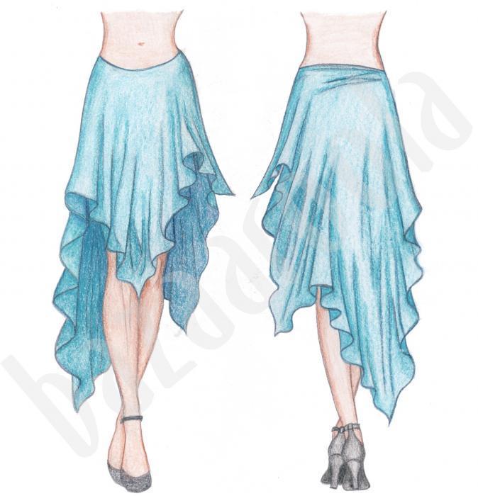 Dans Kıyafet Tasarımı