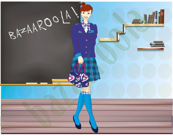 Özel okul kıyafetleri