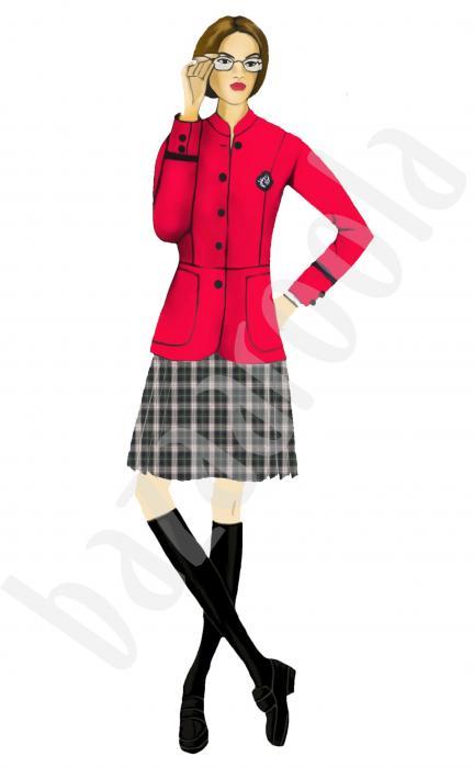 Okul Kıyafeti Tasarımı